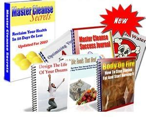 Stanley Burroughs Lemon Detox Diet by 17 Best Images About Master Cleanse Diet On