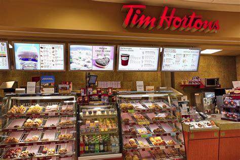 Tim Hortons Canadian Cafe chain plans India foray   FranchiseZing