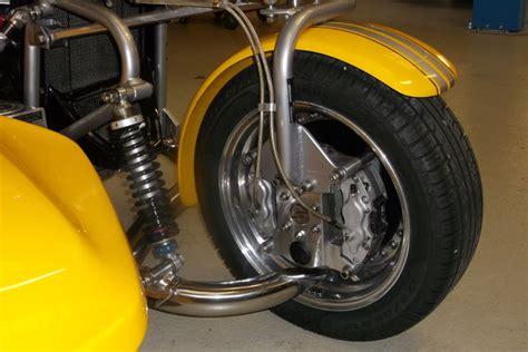 Motorrad Gespann Einstellen by Motorrad Seitenwagen Technik Gespanntuning Sauer