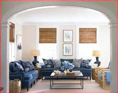 classic simple family room rebecca driggs hgtv modern navy blue sectional sofa design ideas pictures