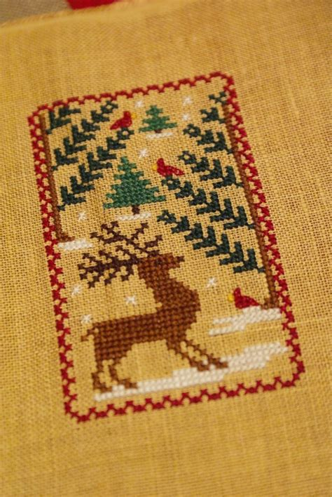 cross stitch christmas ornaments cross stitch pinterest