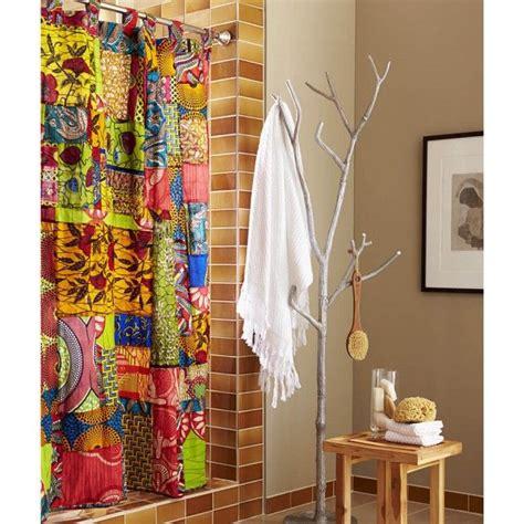 african print shower curtain vivaterra african shower curtain curtains elephant shower
