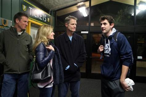 basketball resume coach thompson steve kerr s son watching dad s path closely