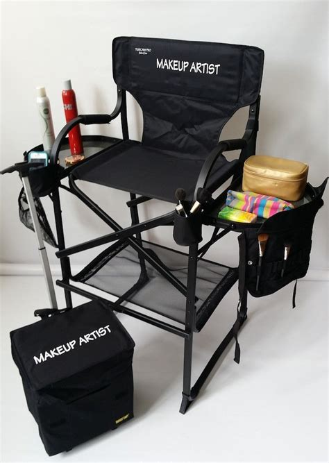 Artist Chair by The Award Winning Tuscany Pro Makeup Artist Portable