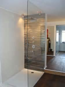 bad mit begehbarer dusche die 25 besten ideen zu glasduschen auf