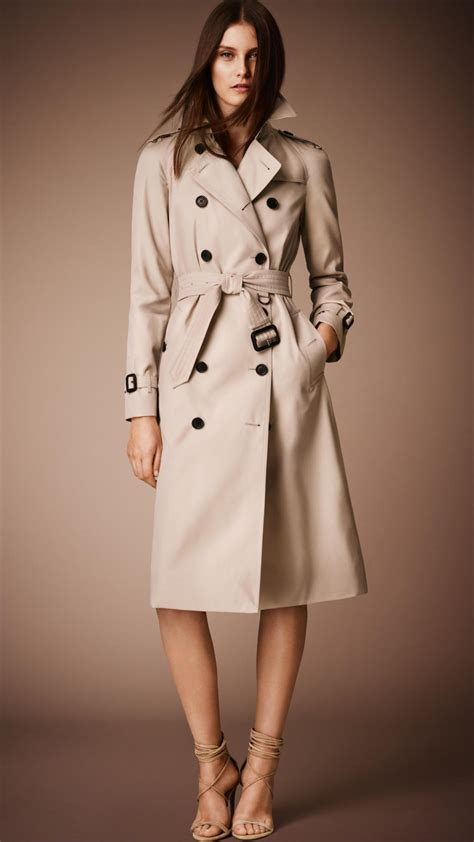 Heritage By Burberry by Burberry The Westminster Heritage Trench Coat In