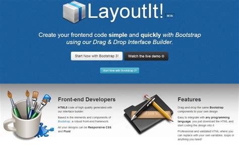 layoutit youtube layoutit para crear webs adaptables arrastrando y