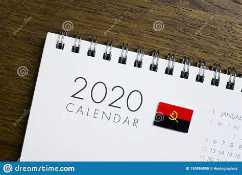 angola flag   calendar stock photo image  event ethiopia