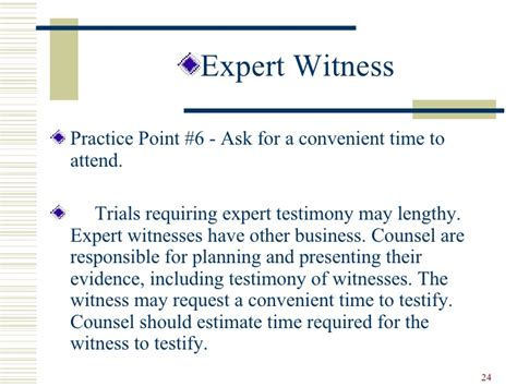 expert witness report template ethics and the trial consultant and expert witness