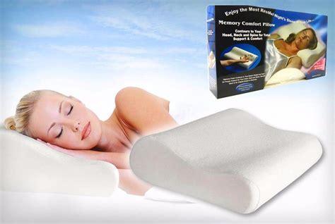 Bantal Memory Foam memory foam pillow bantal kesehatan terapi kepala punggung