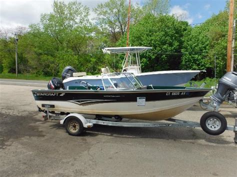 new aluminum boats for sale ontario used starcraft aluminum fish boats for sale boats