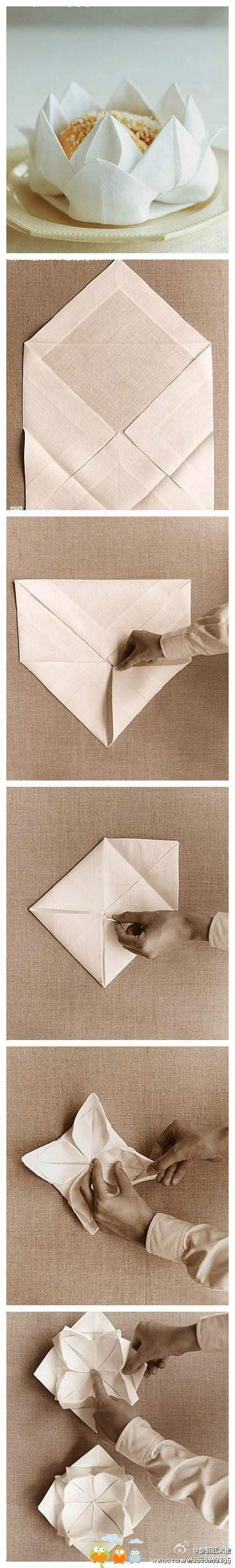 Paper Napkin Folding Styles - 17 best images about g 230 ster og on
