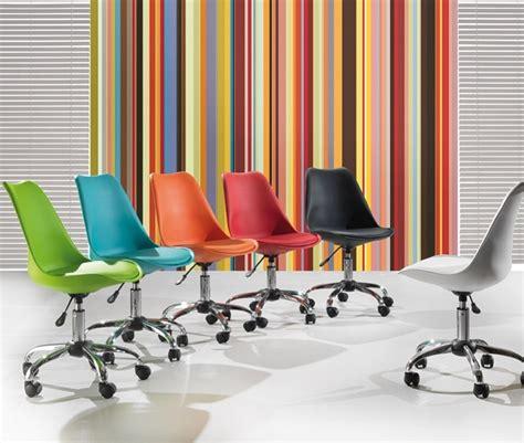 Chaise Design Bureau by Chaise De Bureau Design Coloree Kriakao Zd1 Cdb 013 Jpg