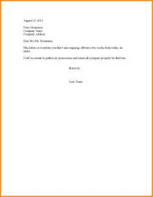 2 Week Notice Letter Template by 10 Simple 2 Week Notice Letter Receipts Template