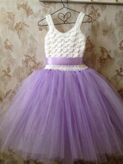 pattern for flower girl tutu dress lavender flower girl tutu dress crochet tutu dress