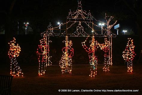 Clarksville Lighting by Lighting Up Quot On The Cumberland Quot Clarksville
