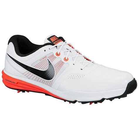 mens golf boots 2015 nike lunar command lightweight mens golf shoes ebay