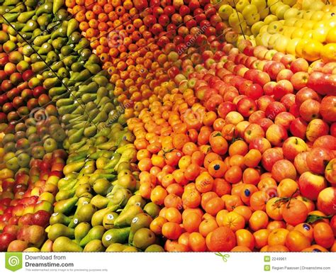 colorful fruit colorful fruit stock image image 2249961