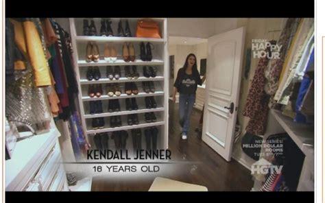 Kendall Jenner Closet by Kendall Jenner S Closet Decoration Jenners