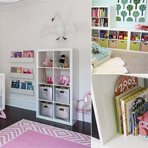 Ikea Childrens Bookcases ikea expedit bookshelves popsugar
