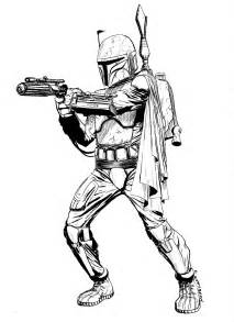 boba fett coloring pages wars coloring pages boba fett az coloring pages