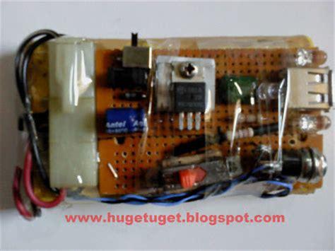 membuat powerbank dari charger kodok membuat sendiri charger portable powerbank usb menggunakan