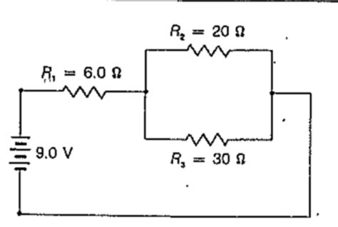 how to work out current through a resistor analysing circuits question electronicsxchanger queryxchanger