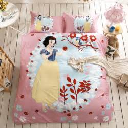 Disney Comforter Sets Queen Size Snow White Bedding Set Twin Amp Queen Size Ebeddingsets