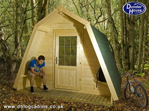 Small A Frame Cabin by Camping Cacoon Is Like A Mini A Frame