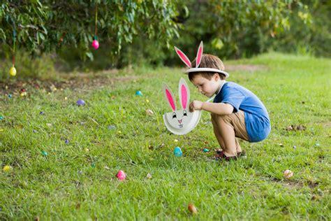 Backyard Easter Backyard Easter Hunt Be A