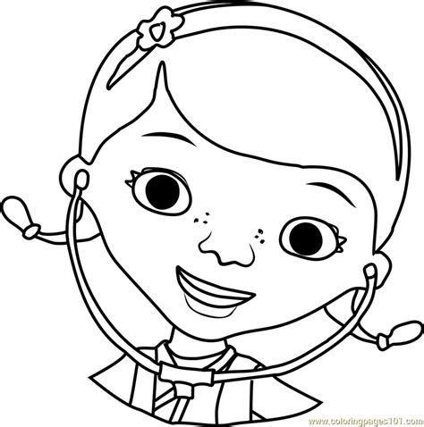 doc mcstuffin coloring pages doc mcstuffins coloring page free doc mcstuffins