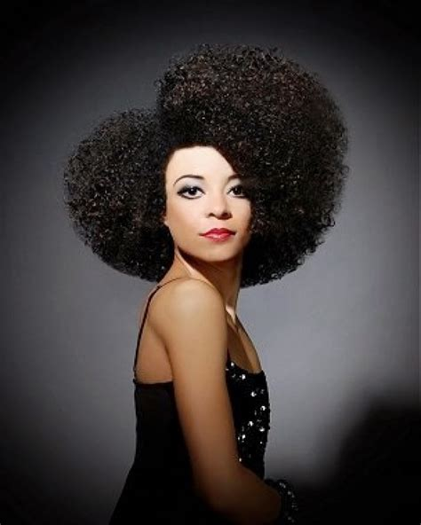 new afro hairstyles african super woman 6 amazing afro hairstyles