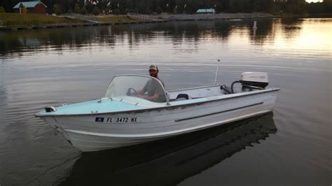 1963 starcraft aluminum boat starcraft 16 stardust 1963 for sale for 3 750 boats