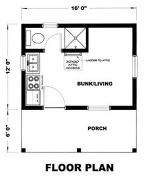 12 X 16 Cabin Plans by 12 X 16 Cabin 12x16 Cabin Floor Plans The