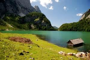 Gosausee baden mit gletscherblick 187 ihr websitename