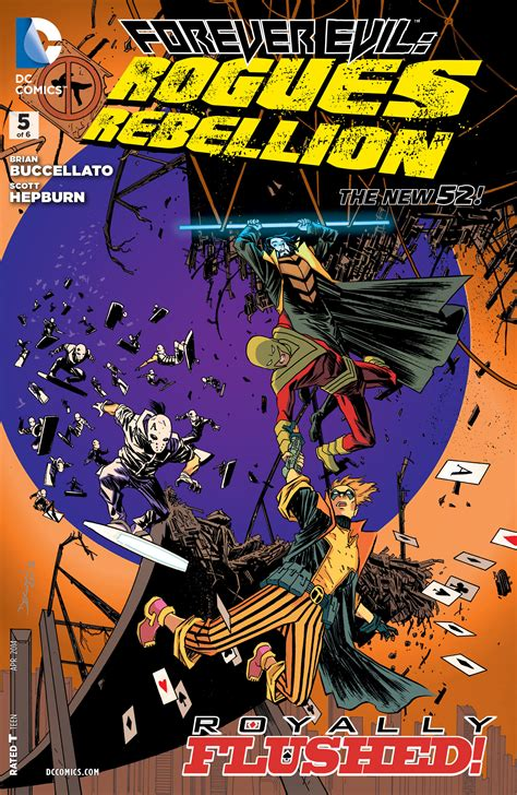 with this forever windswept bay volume 10 books review forever evil rogues rebellion 5 geeked out nation
