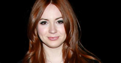 karen gillan songs doctor who star karen gillan i ve become a full on