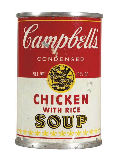 Cbell Tomato Soup Andy Warhol by Why Did Andy Warhol Painted Soup Cans The Best Cans