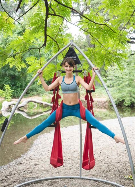 yoga swings swing yoga empower yourself with aerial yoga yoga