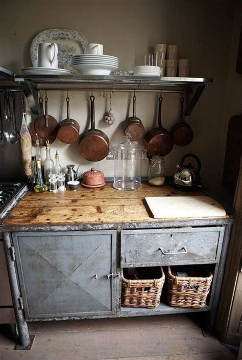 Country Vintage Kitchen