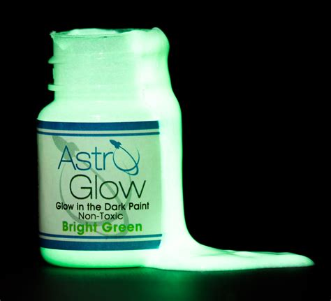 glow in the paint that dries clear glow in the paint premium light green 54 fl oz dries