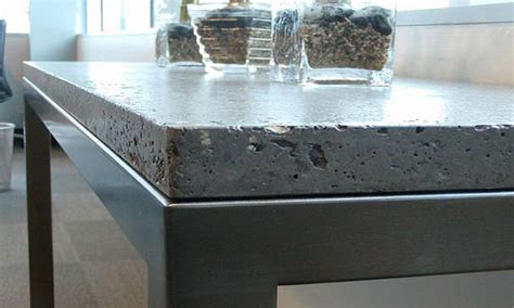 Countertop Pros And Cons by Kitchen Countertop Materials Concrete Countertops Pros