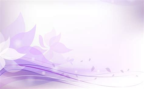 purple layout vector purple floral background