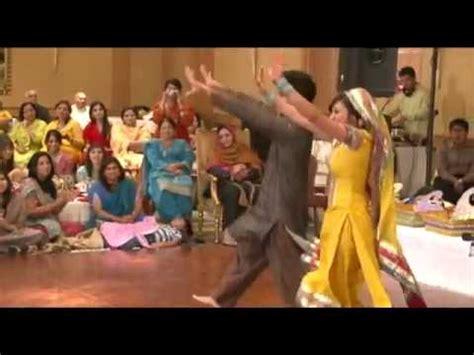 Pakistani Wedding Groom & bride best dance .flv   YouTube