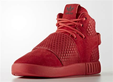 adidas tubular invader adidas tubular invader red october sneaker bar detroit