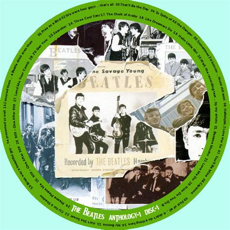 Cd The Beatles One Deluxe Dvd Imported Usa 散歩道 自作dvdラベル ビートルズ