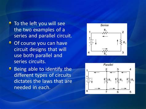 series circuit design basic electricity and electronics bee ppt