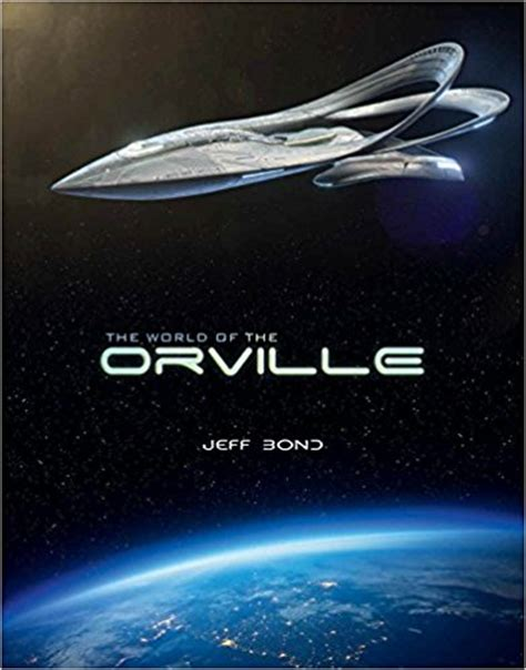 the world of the orville books review the orville casts a spell with