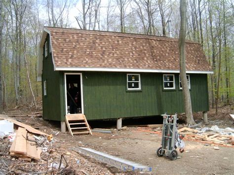 small hunting cabin plans richard green general contracting tiny hunting cabins