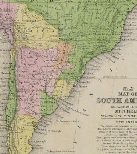 map of usa 1860 south america map 1860 original antique maps prints
